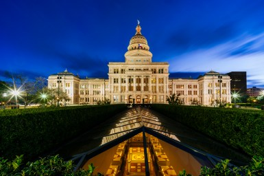 Texas Capitol Long Exposure GFX 50R+Fotodiox+Voigtlander 15mm