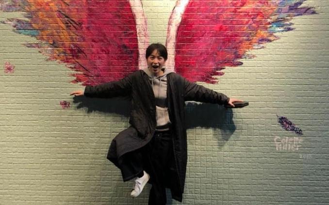 日本女星清野菜名宣布與生田斗真結婚。(翻攝清野菜名IG)