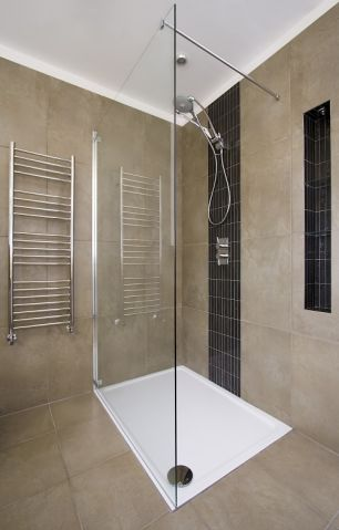 Mirrors And Glass Images Gallery 6mm Glass Shower