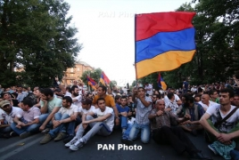 Protests in Amrenia