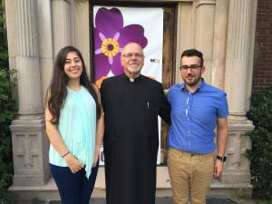 Nayiry Shahanian and Simon Khatchadourian