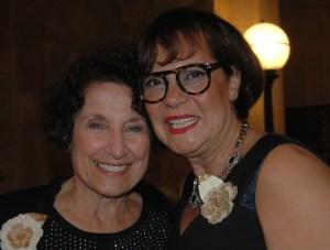 Cynthia Kazanjian and Cheri Apelian