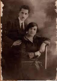 Abraham and Ovssana Tudjarian