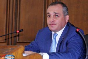 MP Koryun Nahapetyan