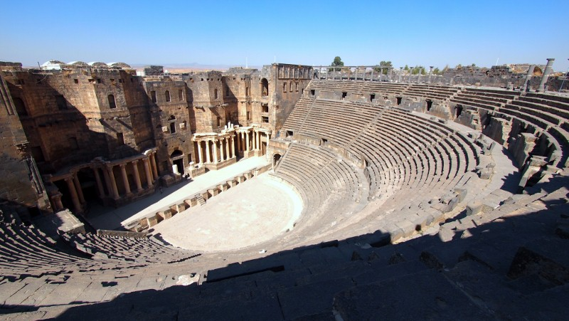 Siria - Syria - Damasco - Damascus - Bosra - Roma - Rome - onmysilkroad.com - P7168843