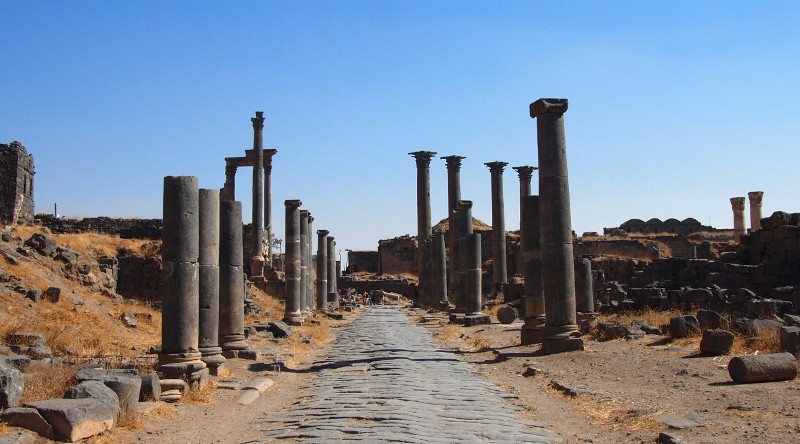 Siria - Syria - Damasco - Damascus - Bosra - Roma - Rome - onmysilkroad.com - P7168869