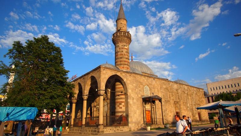 Erzurum, Turquía, Turkey, Mosque, Seljuk