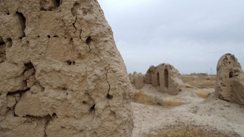 P9152211 Turkmenistan, Asia central, caravasar, caravanserai