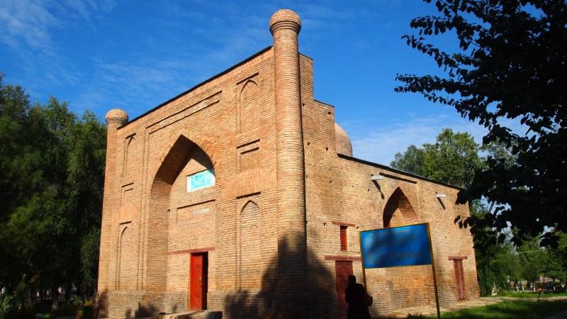 PA164158 Kazakstan, Kazajstan, mosque, mezquita, Taraz