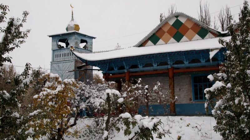 PA224290 Kyrgyzstan, Kirguistán, Central Asia, ruta seda, silk road, Issyk-Köl, Tamchy, Altyn Arashan