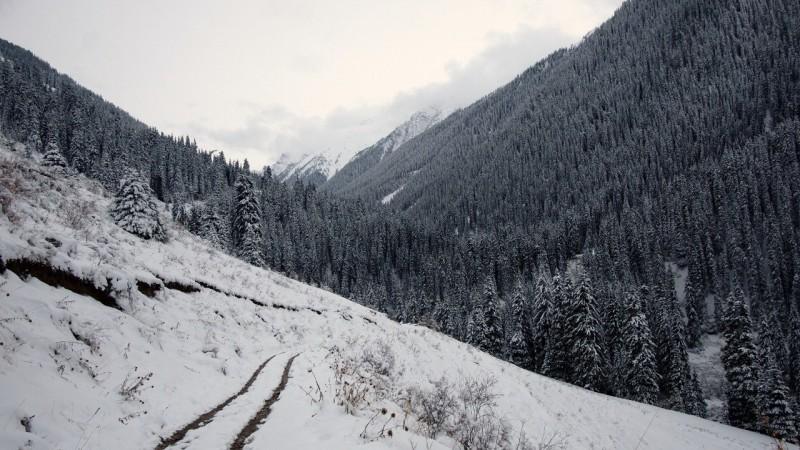 PA234313 Kyrgyzstan, Kirguistán, Central Asia, ruta seda, silk road, Issyk-Köl, Tamchy, Altyn Arashan
