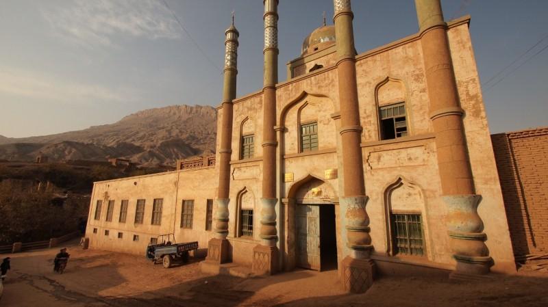 China, taklamakan, desierto, desert, Khotan, Turphan, Yarklan PB175896