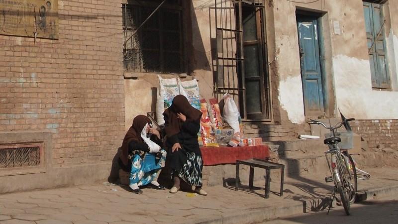 PB105174  Kashgar, Xinjiang, silk road, ruta seda, oasis, Uygur