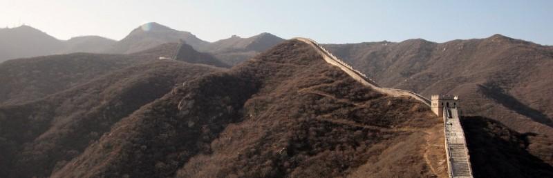 China, gran muralla, great wall, Badaling  PB306696
