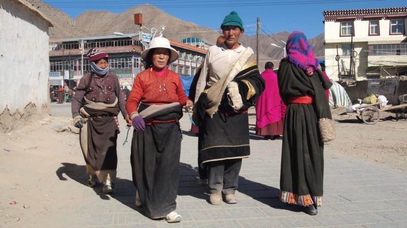 PB216192 Labrang, Xiahe, Buddish, monasterio, monastery, Tibet, China