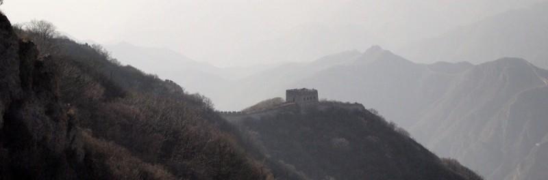 PB306759 China, gran muralla, great wall, Badaling
