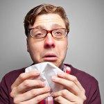 Frio e gripe