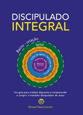 Capa do livro Discipulado Integral