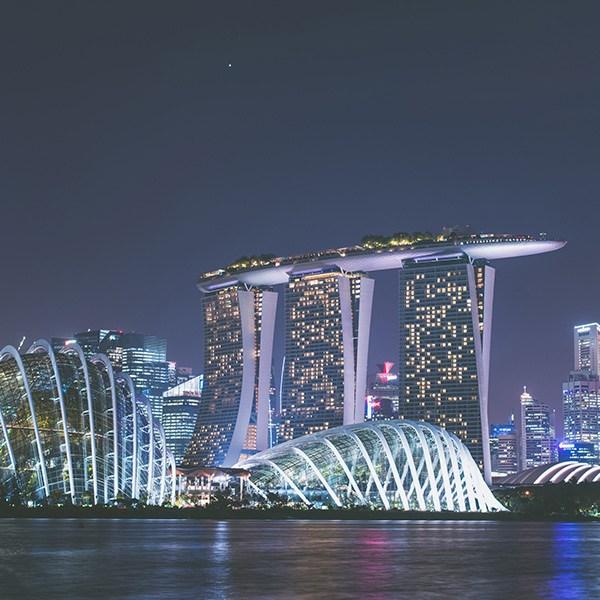 Kinh nghiệm đi phượt Singapore với người lớn tuổi