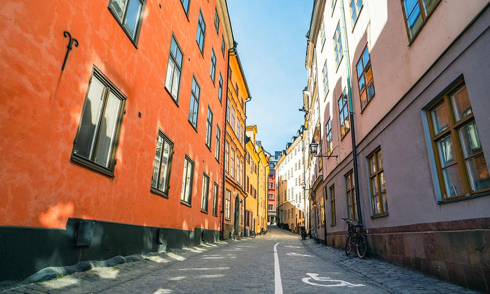 Travel to Stockholm 01
