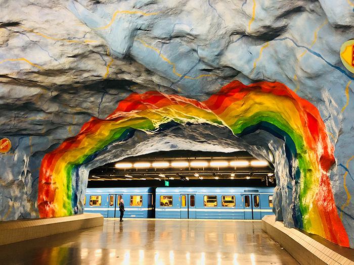 Travel to Stockholm 02