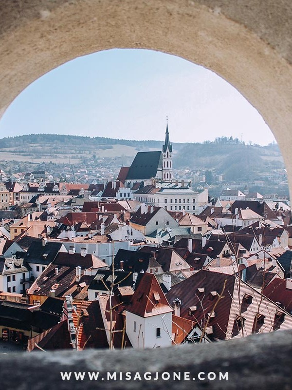 The ultimate guide to Cesky Krumlov (Czechia)