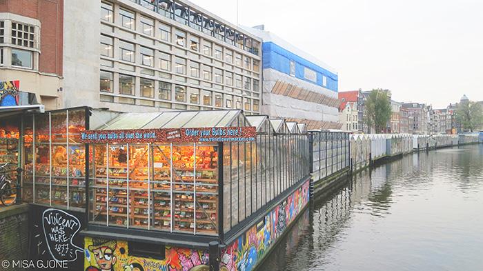 Kinh nghiệm du lịch Amsterdam 2 ngày 01