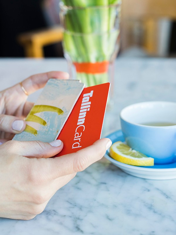 Review thẻ Tallinn Card (Estonia)