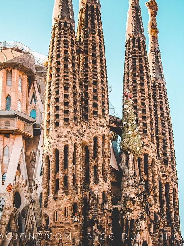 Trọn bộ kinh nghiệm du lịch Barcelona mới nhất