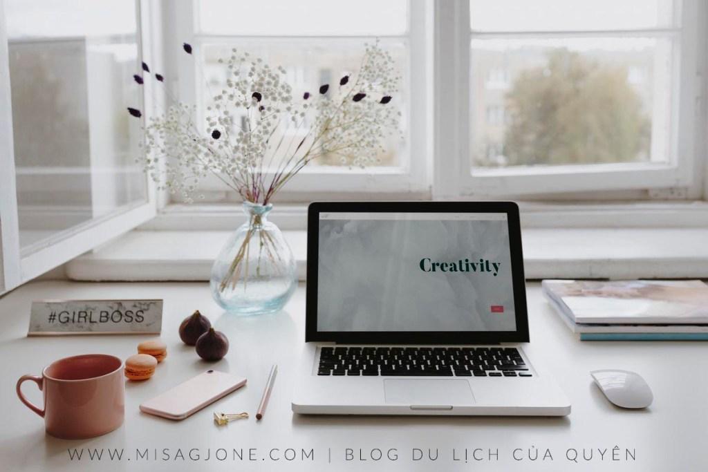 Vì sao bạn nên viết blog du lịch 01