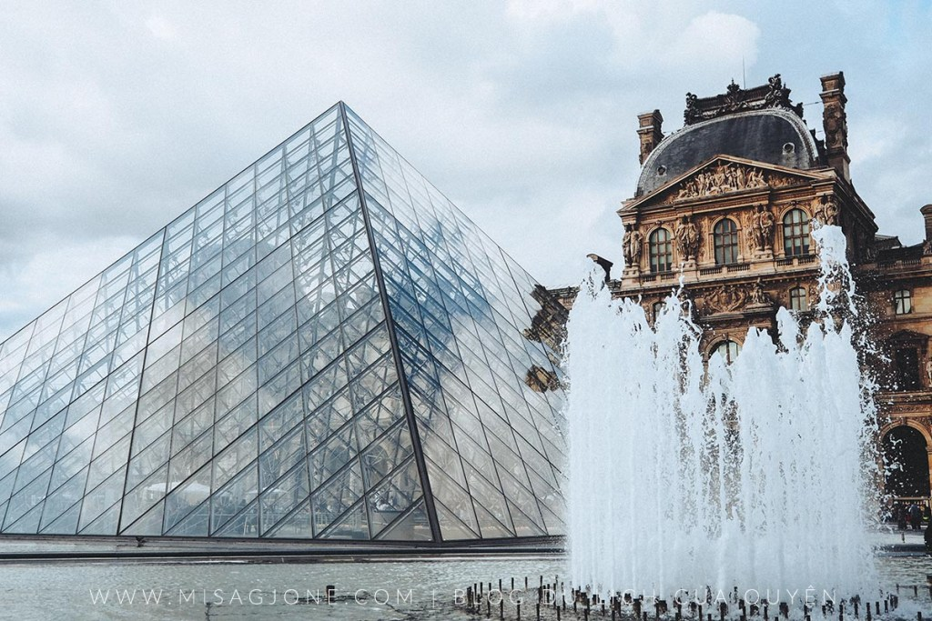 Lịch trình du lịch Paris 2 ngày 03