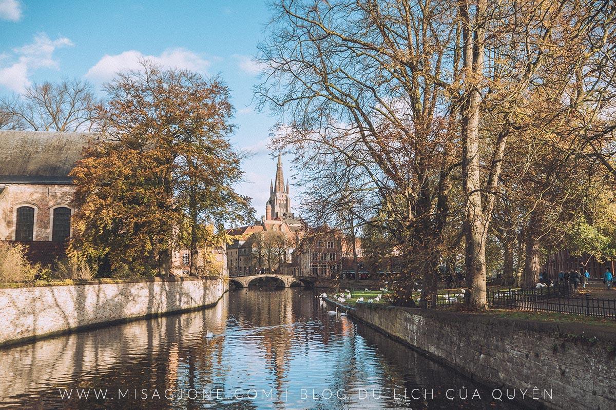 Kinh nghiệm du lịch Bruges và Ghent trong ngày thumbnail NEW