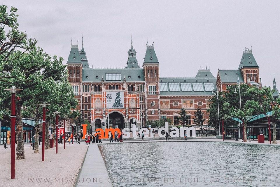 Kinh nghiệm du lịch Amsterdam thumb