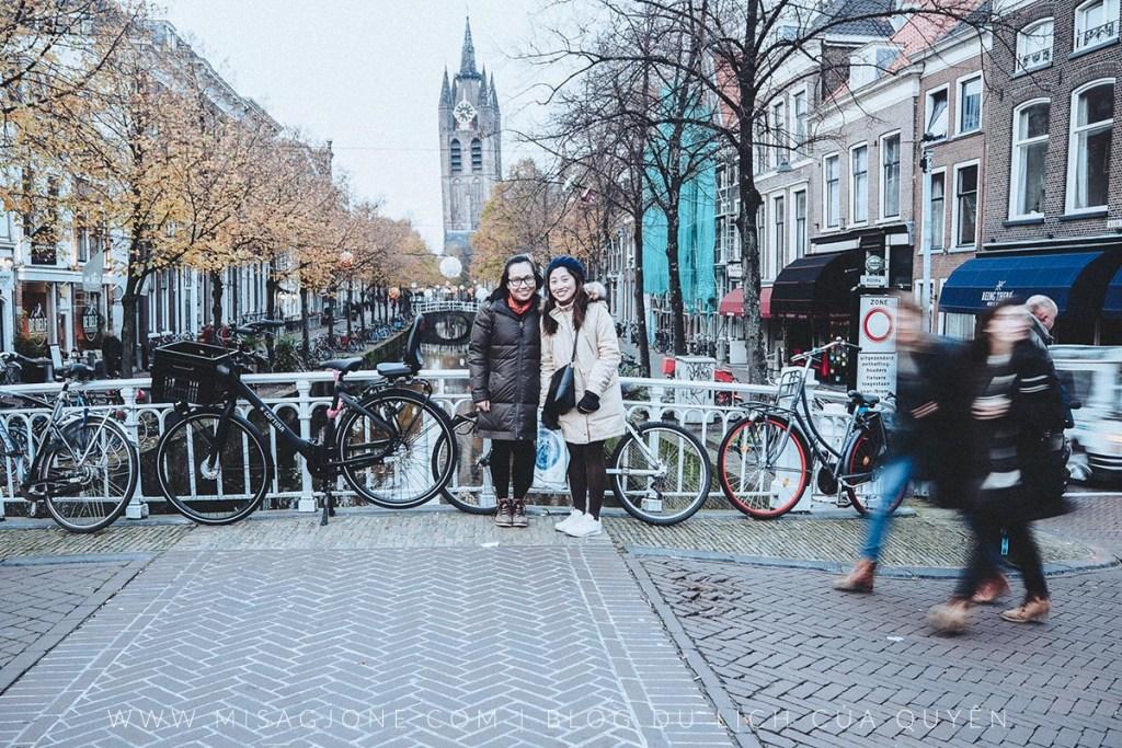 Câu chuyện du lịch Hà Lan 01