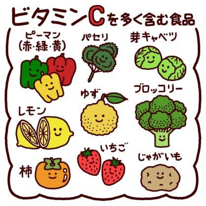 ビタミンc に対する画像結果