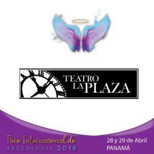 Foro internacional de Angeologia en Teatro la Plaza
