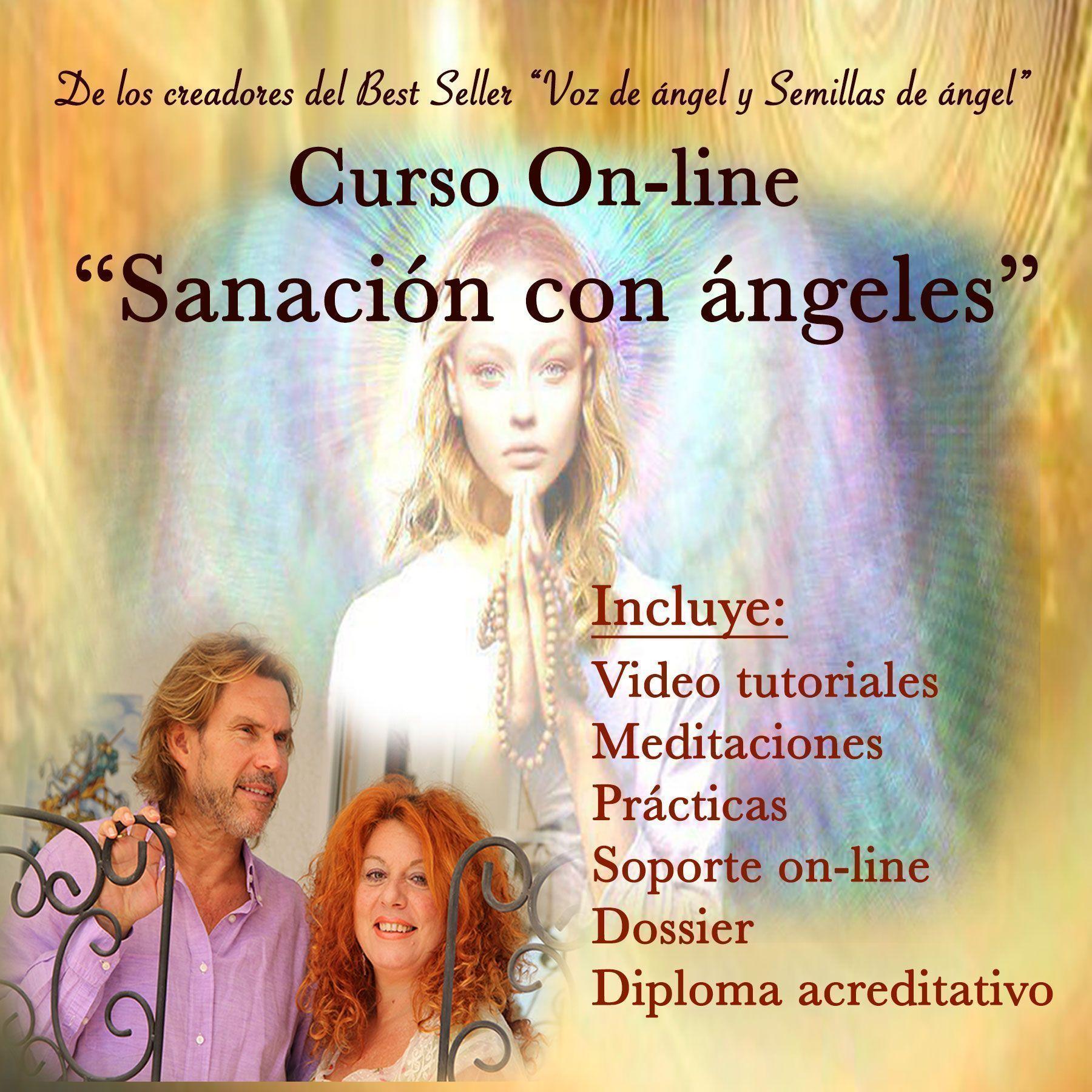 Curso on line de angeles