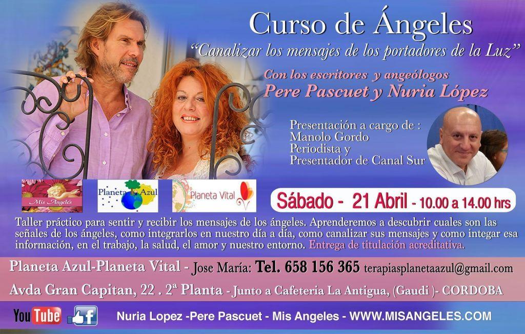 Cursos de Angeles en Cordoba