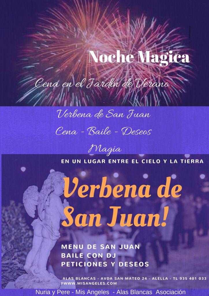 La noche mágica de San Juan
