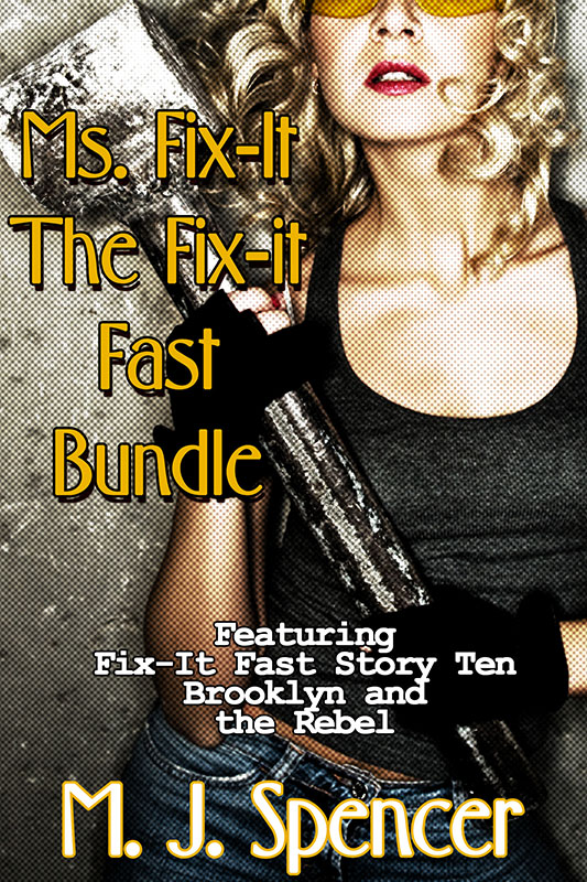Fix-It Fast: The Bundle! 9 Stories of Fix-It Fun