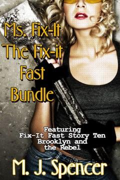Fix-It Fast: The Bundle! 9 Stories of Fix-It Fun