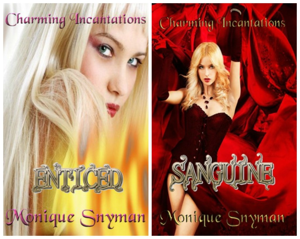 {book love} Enticed (Charming Incantations) by Monique Snyman