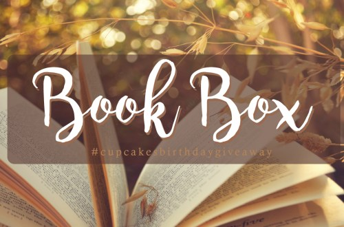 DAY TWENTY SEVEN > Book Box