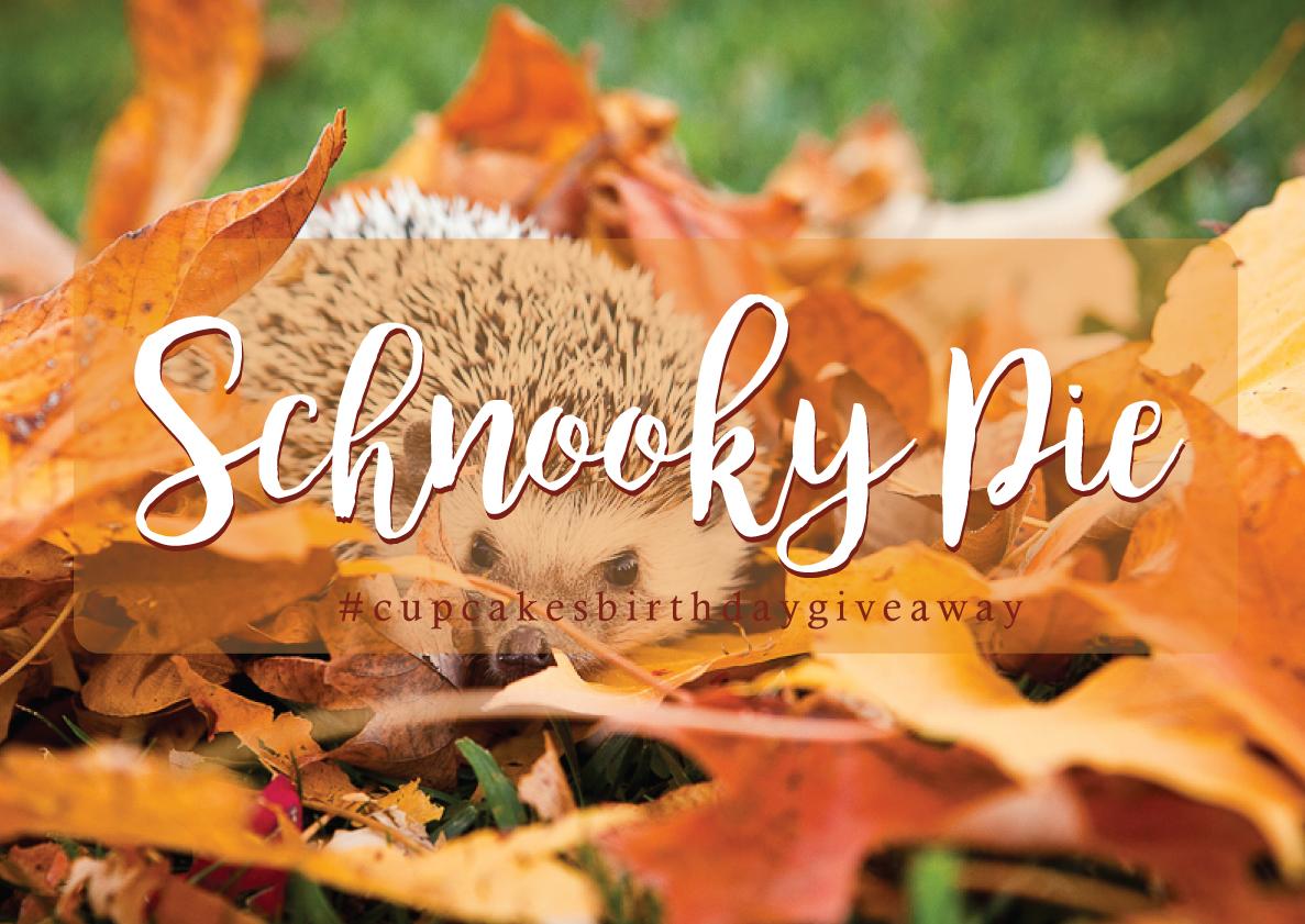 DAY FOURTEEN > Schnooky Pie