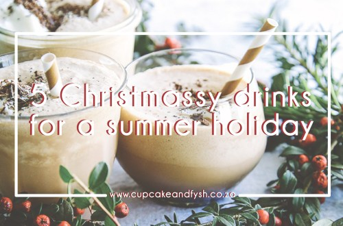 Christmas drinks for the southern hemisphere