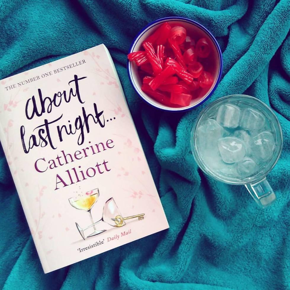 About last night – Catherine Alliott