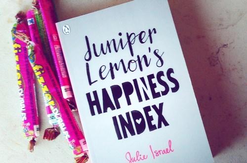 Juniper Lemon's Happiness Index – Julie Israel