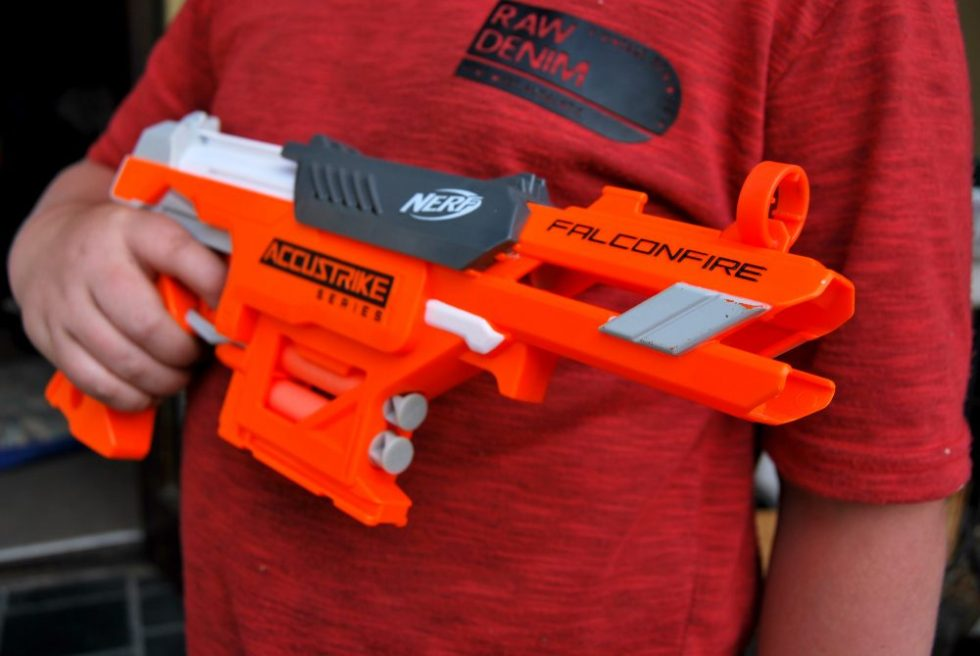 [WIN – CLOSED] Nerf Blaster Flaconfire