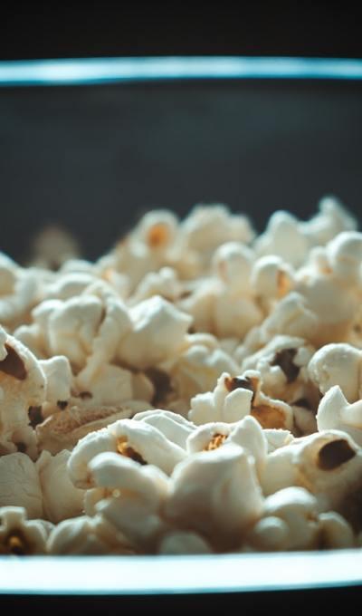 Stove top popcorn