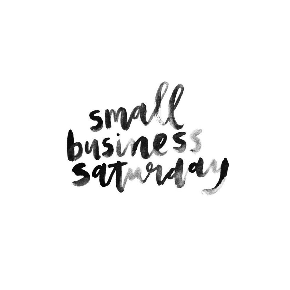 Small Business Saturday – The beginning